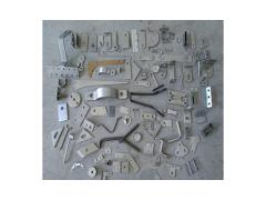 Stamping weldment